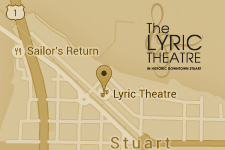 Stewart Florida Map.Performing Arts And Concert Entertainment In Stuart Florida The